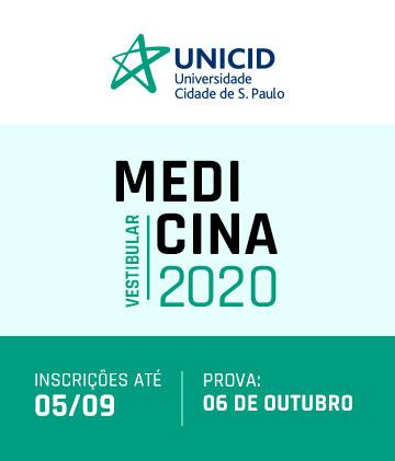 Vestibular de Medicina 2020