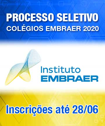Processo Seletivo 2019 - Turma 2020