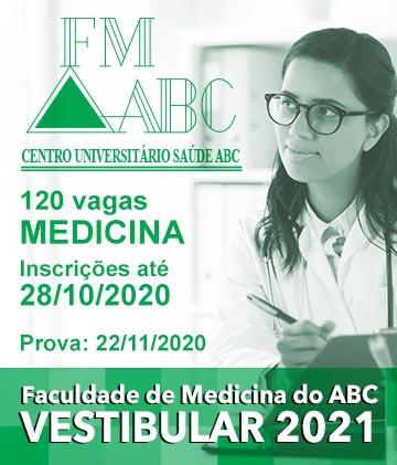 FMABC - Vestibular 2021