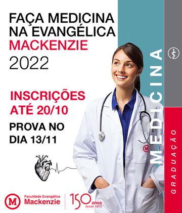 Vestibular Medicina 2022