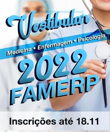 FAMERP 2022 - MEDICINA, ENFERMAGEM E PSICOLOGIA