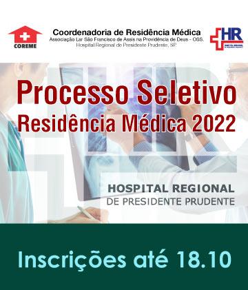 Processo Seletivo - Residência Médica 2021