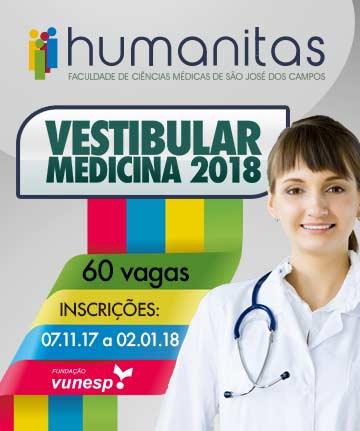 Humanitas - Medicina - 1º Semestre de 2018
