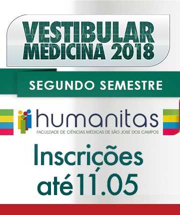 Humanitas - Medicina - 2º Semestre de 2018