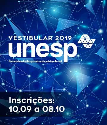 UNESP - VESTIBULAR 2019